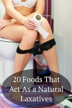20 Foods That Act As a Natural Laxatives http://positivemed.com/2014/10/08/20-foods-act-natural-laxatives/