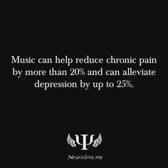 Music Quotes - Music can help reduce chronic pain by more than and can alleviate depression by up to Music Lyrics, Music Quotes, Music Sayings, Song Quotes, Music Is Life, My Music, Rock Music, Music Stuff, We Will Rock You