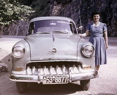 Opel Olympia Rekord 1953/54 (Cool Cars Vintage)