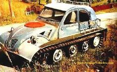 Image result for 2cv camping