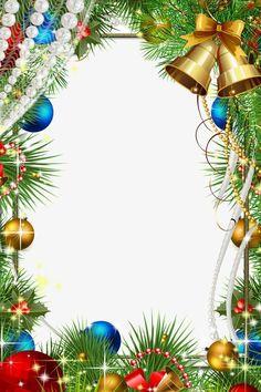 Christmas Frame, Christmas, Frame, Frame PNG Image