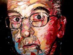 Artist: Patrick Bremer #British #portrait #artist  www.artsyshark.com