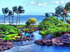 It's been 15 years...Loved it, Miss it, Gotta go again!! ---Hyatt Regency Kauai... Loved it there! Want to go back SO bad ;)