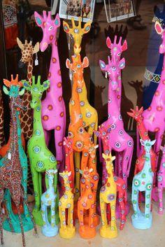 Dream in Color...do in paper mache