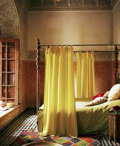 Nomadic Decorator | Joyful Colorful Rooms | http://nomadicdecorator.com