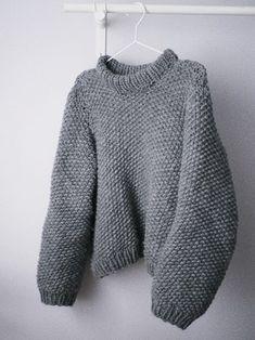 Beginner Knitting Patterns, Knitting For Beginners, Fingerless Mittens, Winter, Knit Crochet, Knitwear, Men Sweater, Pullover, My Style