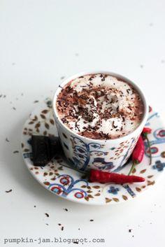 Chili Cocoa. {recipe in Finnish}