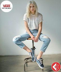 The @vans x @vans_za x @vansgirls #OldSkool are ever-classic & always fresh.  Available in-store or online. http://ift.tt/29AItYt  #csskateshop x #stockstoke #vans #vanssouthafrica #offthewall #vansgirls