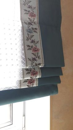 Window Treatment Ideas For Condos and Pics of Window Treatment Ideas For Rv. Roman Curtains, No Sew Curtains, Double Curtains, Velvet Curtains, Roman Blinds, Dining Room Curtains, Curtain Room, Hanging Curtain Rods, Blinds For Windows