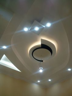 Amazing and Unique Ideas Can Change Your Life: False Ceiling Design Circle round false ceiling bedroom. Pop False Ceiling Design, House Ceiling Design, Ceiling Design Living Room, False Ceiling Living Room, Wood Ceilings, Ceiling Beams, Ceiling Lights, String Lights, Ceiling Curtains