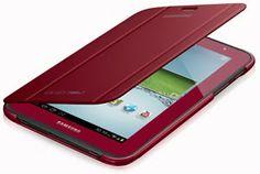 Garnet Red Tab Galaxy 3 7.0 Samsung  veja mais em:  http://www.androidzoomnews.com.br/2014/01/samsung-lanca-garnet-red-tab-galaxy-3.html#.UtrC7NJTu00