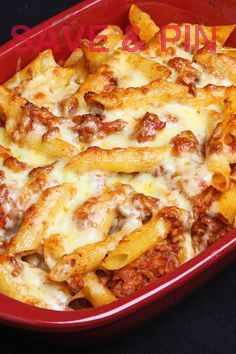Weight Watchers Italian Baked Ziti Recipe with Ground Beef…