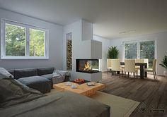 We advise, plan and build fireplace for over 15 years. Also your panormakami . - We advise, plan and build fireplace for over 15 years. Our fireplace exhibi - Build A Fireplace, Fireplace Remodel, Modern Fireplace, Fireplace Design, Fireplace Ideas, Home Living Room, Living Area, Living Room Decor, Sweet Home