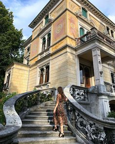Swiss Travel, Zurich, Switzerland, Villa, Mansions, House Styles, Beautiful, Manor Houses, Villas