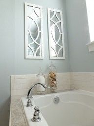 Light French Gray by Behr Need to see this color for the bathroom ~ Sheila