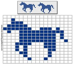 horse pattern 43 ideas for knitting charts horse patterns Beading Patterns Free, Seed Bead Patterns, Cross Stitch Patterns, Knitting Charts, Knitting Patterns, Free Knitting, Knitting Ideas, Embroidery Patterns, Crochet Horse