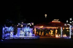 7 Dunn Court in Landsdale. Amazing Christmas lights - definitely one to visit!
