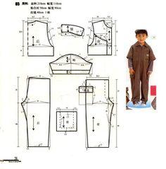 Sewing For Kids, Baby Sewing, Kids Patterns, Sewing Patterns, Baby Superhero Costume, Fashion Sewing, Kids Fashion, Crochet Baby Jacket, Pajama Pattern