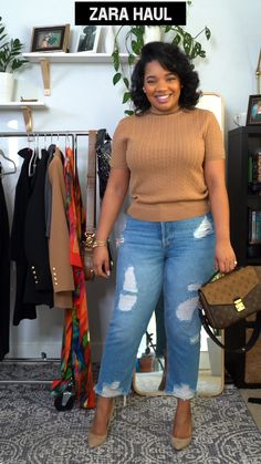 casual outfits for winter Curvy Girl Outfits, Curvy Girl Fashion, Mom Outfits, Classy Outfits, Stylish Outfits, Plus Size Outfits, Plus Size Fashion, Black Women Fashion, Business Casual Outfits