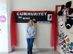 Cumhuriyet Bayrami pano