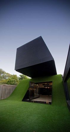The Hill House by Andrew Maynard Architects | Melbourne's Quirky Cool Hill House | POPSUGAR Home #modernarchitecture