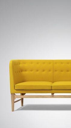 Swann Sofa by Arne Jacobsen Danemark, 1958, $12000 Swann sofa by Arne Jacobsen for Fritz Hansen