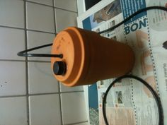 Clay Pot Irrigation System (Olla Irrigation) ( info: ollas@hotmail.nl )