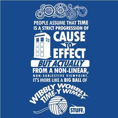 Wibbly Wobbly Time-y Wime-y.