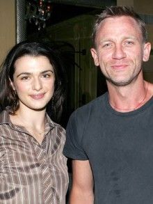 Daniel Craig and Rachel Weisz got hitched in front of just 4 people.