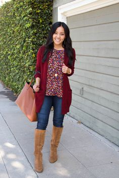 Fall Casual Date/ Thanksgiving Outfit 2019 Casual Fall Outfits, Fall Winter Outfits, Autumn Winter Fashion, Cute Outfits, Fall Fashion, Estilo Fashion, Grey Fashion, Fashion Outfits, Thanksgiving Outfit