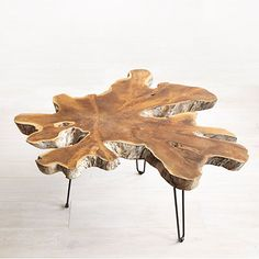 Look what I found at UncommonGoods: teak root coffee table... for $495 #uncommongoods