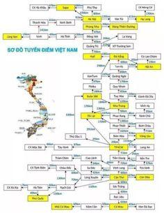 Imprimez - Telechargez en PDFPour savoir les Distances entre les provinces et villes au Vietnam lors de la préparation de votre voyage au Vietnam, vous [...]