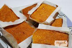 Sobaos pasiegos sin gluten - http://www.mycookrecetas.com/sobaos-pasiegos-sin-gluten/