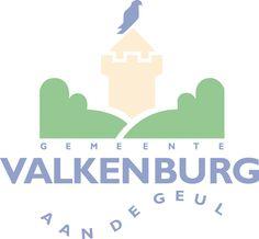 Dit is het officiële logo van de Gemeente Valkenburg aan de Geul.