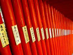 Torii Gates of Tsuwano, Japan | Flickr - Photo Sharing!