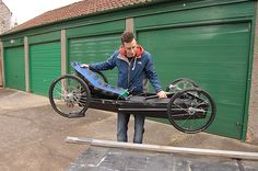 How to build a pedal car - Bristol 24 hour pedal car race