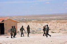 Noticia Final: Exército sírio apanha a estação de trem de Maskana...