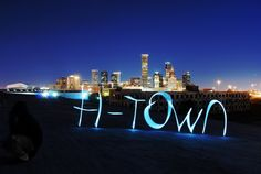 Houston Skyline Wallpapers HD Page 3 Of Wallpaperwiki