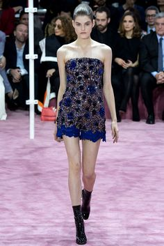 Christian Dior - Haute Couture SS15
