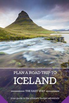 Een roadtrip plannen door IJsland? Lees dit handige artikel.