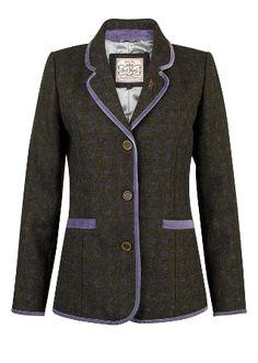 Jack Murphy Millie Tweed Jacket
