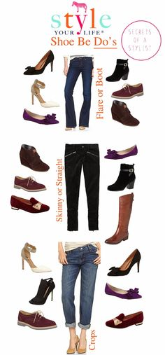 Day 7:What shoes to wear with different style trousers #newyearstylechallenge
