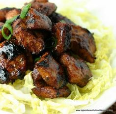 one of the closest recipes I found to how we've always made our Filipino BBQ...