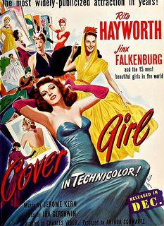 Cover Girl starring Rita Hayworth and Jinx Falkenburg (1944)