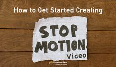 In this video tutorial, we're going to step into the wonderful world of stop-motion animation with a simple paper crumple. Animation Stop Motion, 3d Animation, Animation Image Par Image, Multimedia, Robot Technology, Animation Tutorial, Motion Video, Painting Collage, Middle School Art