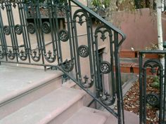 Iron Window Railings | WROUGHT IRON RAILING (RESIDENTIAL & COMMERCIAL)