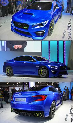 First Live Images, Videos of the 2014 Subaru WRX Surface S550 Mustang, Subaru Cars, Tuner Cars, Sports Sedan, Modified Cars, Subaru Impreza, Sexy Cars, Sport Cars, Cars And Motorcycles