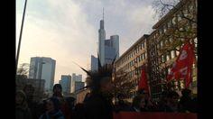 # Blockupy 2014 #EZB - jetzt auch als Clip und mit Musike: