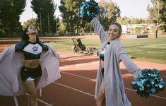 All Cheerleaders Die, Cheerleading Outfits, School Cheerleading, Zendaya, Ivana Santacruz, Claudia Tihan, Euphoria Fashion, Euphoria Clothing, Miss Us