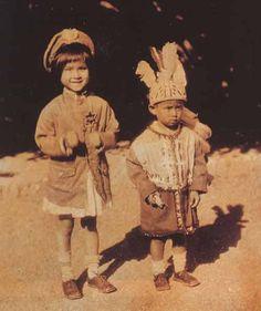 King Bhumibol's Childhood Year